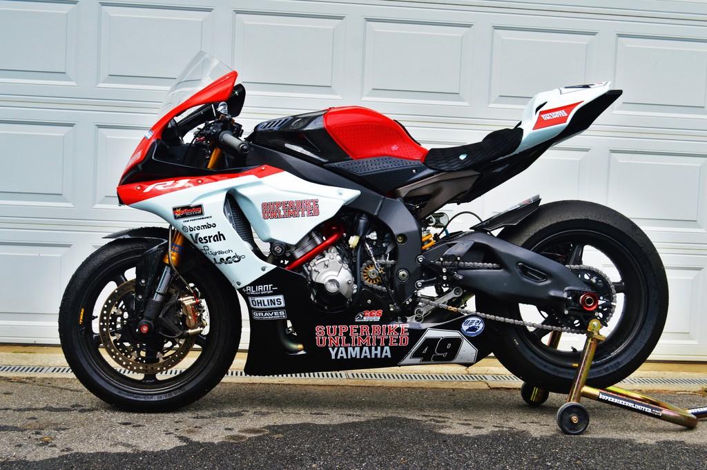 Superbike Unlimiteds 2015 YZF R1